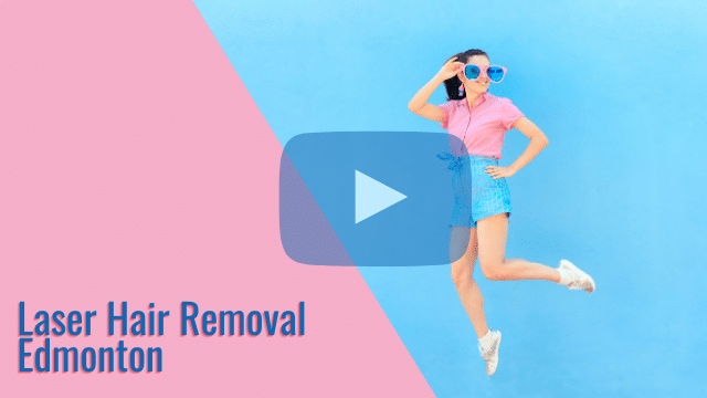 Laser Hair Removal In Edmonton